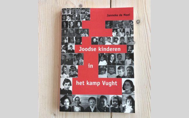 Portfolio boek Joodse kinderen in het kamp Vught