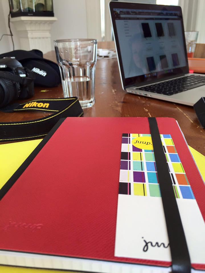 Juup notebook