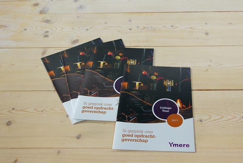 Portfolio Ymere brochure