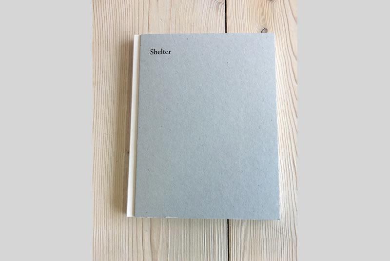 Portfolio Shelter notitieboek