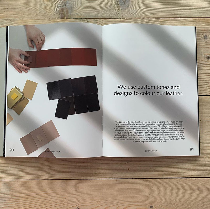 A LEATHER STORY